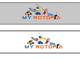 #46 untuk Design a Logo for a website all about Radio Controlled Toys oleh sohaibooo