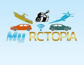 #54 untuk Design a Logo for a website all about Radio Controlled Toys oleh yousrirmili