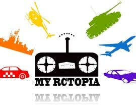 #13 untuk Design a Logo for a website all about Radio Controlled Toys oleh AminaHavet