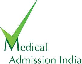 #18 para Design a Logo for Medical Admission India por bthomas22006