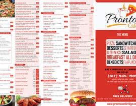 glazaropoulos tarafından Layout a Pizzeria Menu için no 11