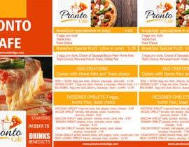 OlgaDyabina tarafından Layout a Pizzeria Menu için no 18