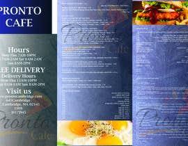 samra321 tarafından Layout a Pizzeria Menu için no 12