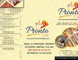 anasser306 tarafından Layout a Pizzeria Menu için no 30