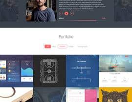 Nro 3 kilpailuun Design a Website Mockup käyttäjältä mdmirazbd2015