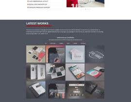 Nro 15 kilpailuun Design a Website Mockup käyttäjältä mdmirazbd2015