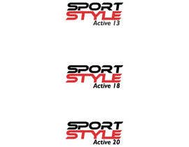 #3 for Develop a Brand Identity Logo for Sport Style by ParthCreative