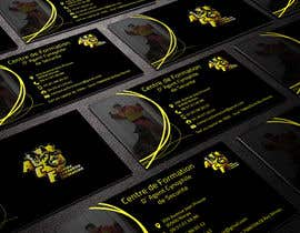 #5 para Business card  and Banner of e-mail por BlackFlame10