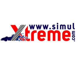 #28 untuk Create a logo and website design for www.simulxtreme.com oleh creativdiz