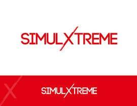 #66 para Create a logo and website design for www.simulxtreme.com por logonation