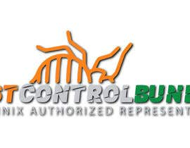 Nro 27 kilpailuun Design a Logo for Pest Control site käyttäjältä sousspub