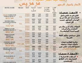 Fizzah97 tarafından Design a Flyer for travel agency için no 9