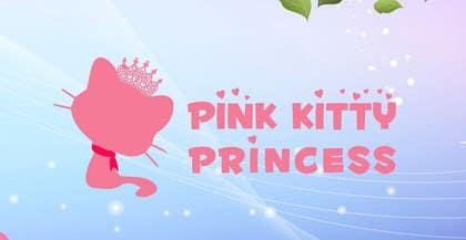 bogooxi tarafından Develop a Brand Identity for Pink Kitty Princess on ETSY için no 86