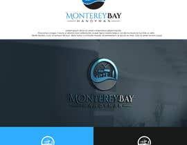 graphiclip tarafından Logo for Monterey Bay Handyman için no 37