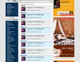 nº 23 pour Update Website Design par mynk16