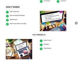Nro 5 kilpailuun Design images for my website käyttäjältä abhimanyu3