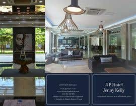 #2 for Design a Brochure for elegant Hotel by andreamann