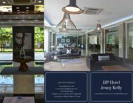 Nro 2 kilpailuun Design a Brochure for elegant Hotel käyttäjältä andreamann