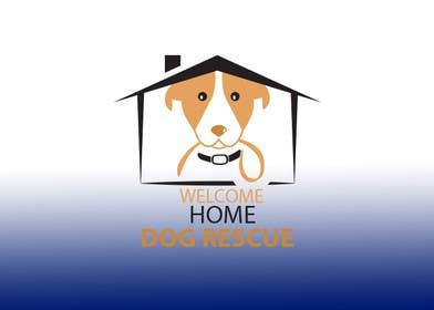 desingtac tarafından logo design for dog rescue için no 44