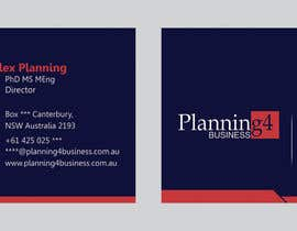 nº 31 pour Design some Business Cards for a business consultant par rajnandanpatel