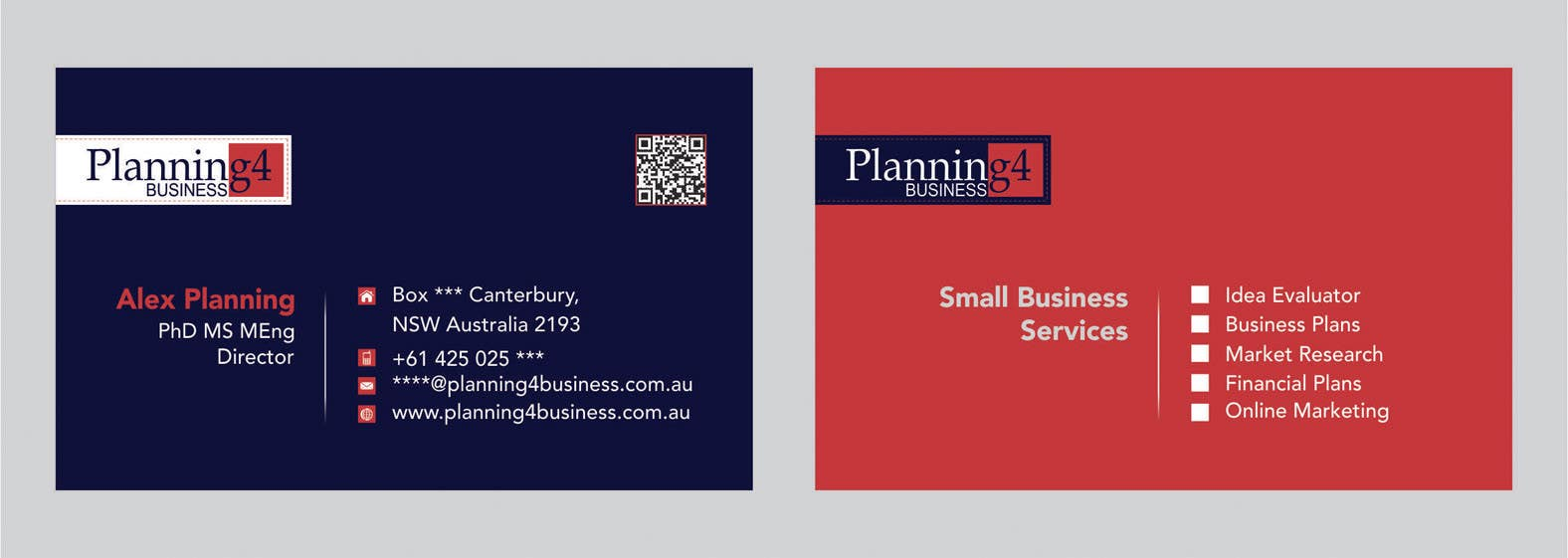 Penyertaan Peraduan #32 untuk Design some Business Cards for a business consultant