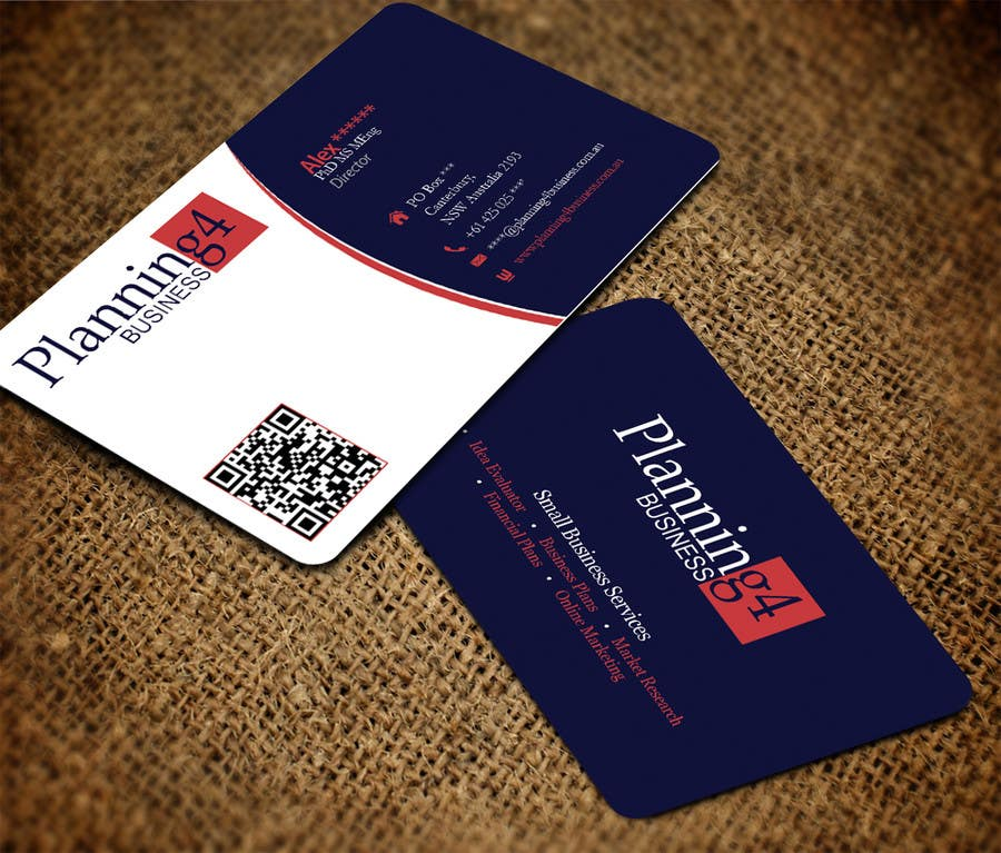 Penyertaan Peraduan #41 untuk Design some Business Cards for a business consultant