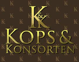 #27 for Redesign eines Logos, Monogram, Pattern and button for Kops & Konsorten by AbidAliSayyed