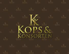 #28 for Redesign eines Logos, Monogram, Pattern and button for Kops & Konsorten by AbidAliSayyed