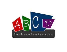 nº 117 pour Design a Logo for AnyBodyCanDraw.in par rykappcraft