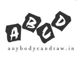 nº 119 pour Design a Logo for AnyBodyCanDraw.in par rykappcraft