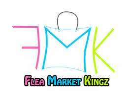 #38 for Design a Logo for Flea Market Kingz af byteGaurav
