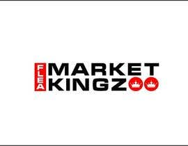 #63 for Design a Logo for Flea Market Kingz af designart65