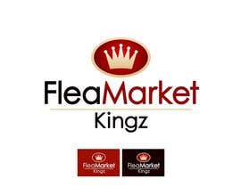 #53 cho Design a Logo for Flea Market Kingz bởi catalinorzan