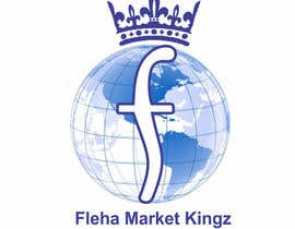 #35 for Design a Logo for Flea Market Kingz af bilalkhan0902