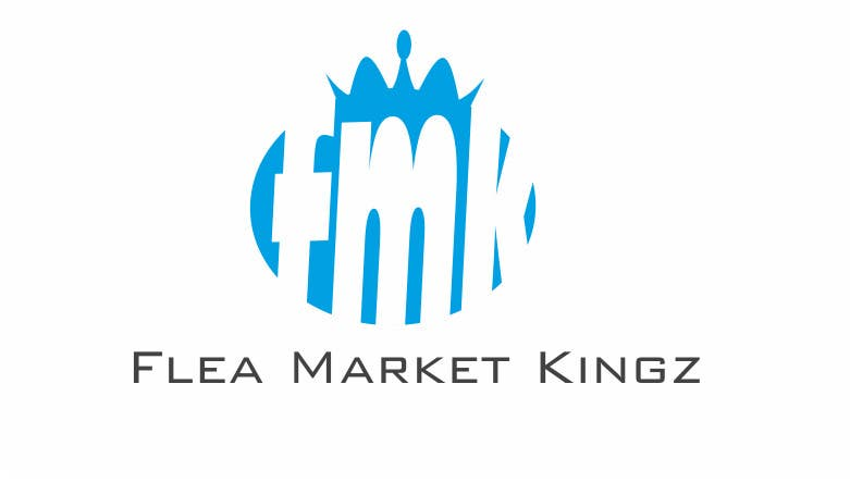 Bài tham dự cuộc thi #71 cho Design a Logo for Flea Market Kingz