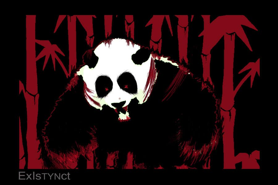 Konkurrenceindlæg #                                        59                                      for                                         Panda Concept Art and Character Design