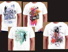 #47 para Design a T-Shirt for MAQNIT (INDIA): emerging clothing brand for youth por artist4