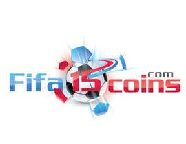 #34 for Design a Logo for Fifa15coins.com by seabitmedia