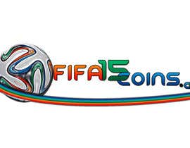 #25 for Design a Logo for Fifa15coins.com af mergedCube