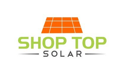 anurag132115 tarafından Design a Logo for Shop Top Solar için no 252