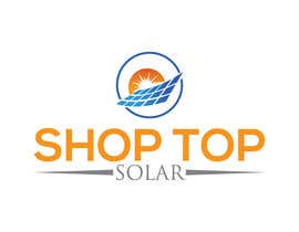 #132 for Design a Logo for Shop Top Solar by Angelbird7