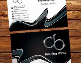#70 for Simple project: design of business cards for innovative design & IT company af IllusionG