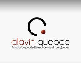 #697 for Logo Design for ALAVIN Quebec by MalinaHancu