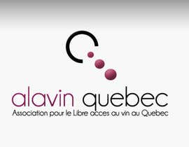 #715 for Logo Design for ALAVIN Quebec by MalinaHancu