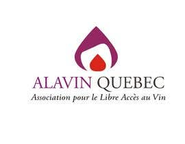 #639 for Logo Design for ALAVIN Quebec by natzbrigz