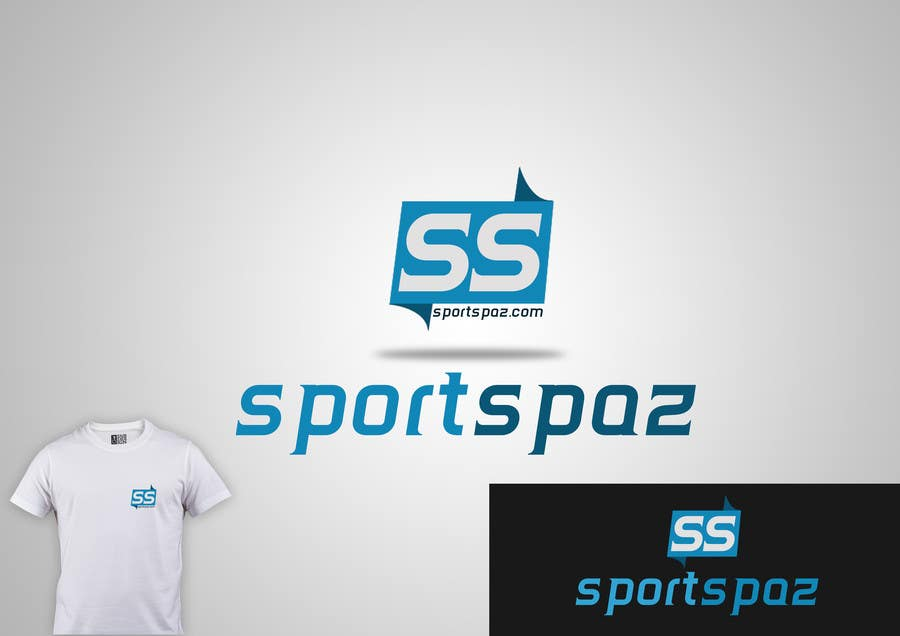 #67 for Design a Logo for SportSpaz by naseefvk00