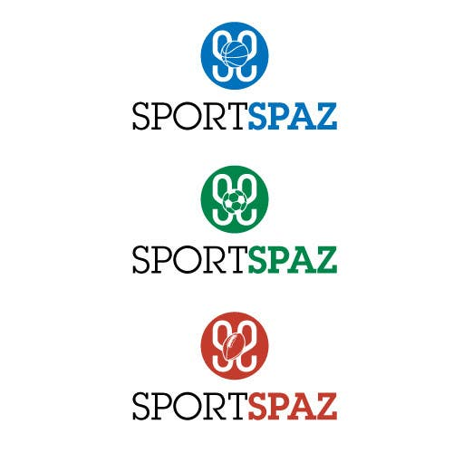 #26 for Design a Logo for SportSpaz by luigibindi
