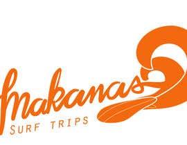 #13 for Design a logo - Surftrip business  (Makanas Surftrips) / Surfing by kureyoshijo
