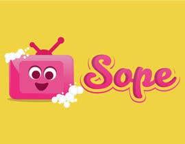 pratikshakawle17 tarafından Design a logo for Sope - a social TV app! için no 23