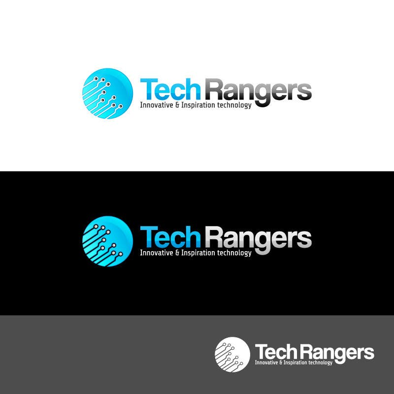 "#132 for Attractive logo for ""Tech Rangers"" by mjuliakbar"